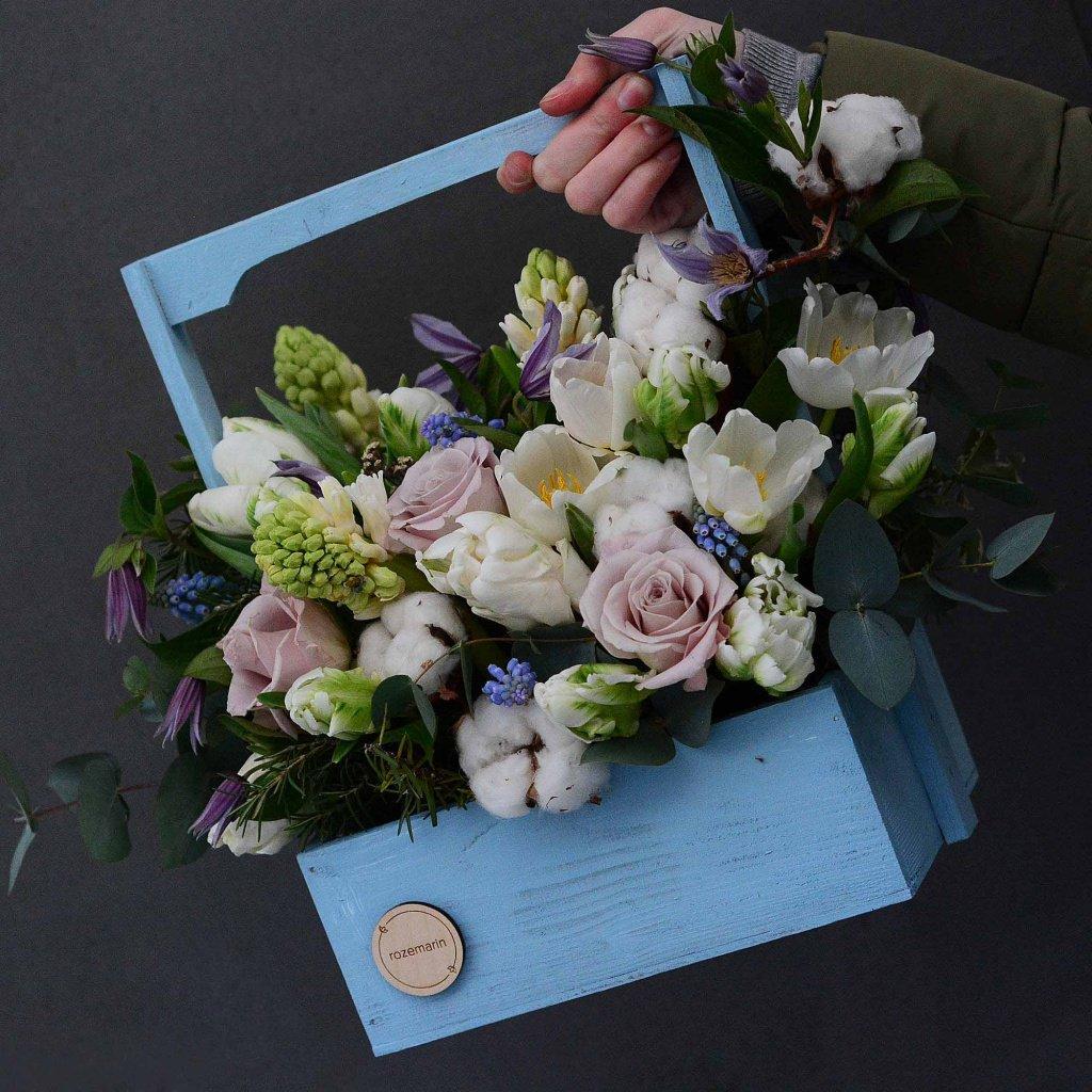 Учет товара цветы